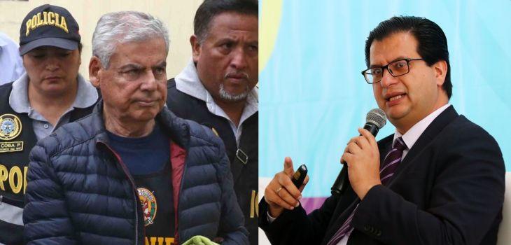 Gustavo Martín Rosell De Almeida, exdirector Regional de Salud en el gobierno de César Villanueva, es designado como Viceministro de Salud Pública