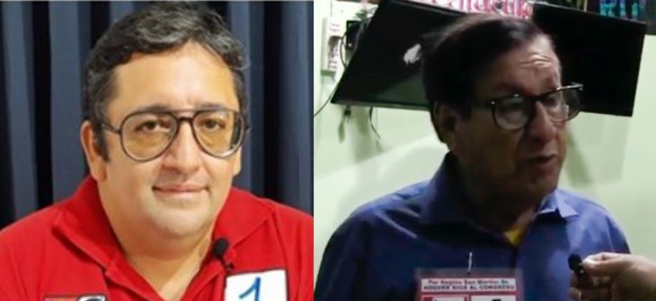 Diario la República: Dos postulantes al Congreso por la Región San Martín son investigados por corrupción