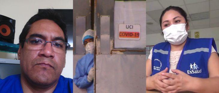 Dr. Rafael Mayorca: Hubo ineficacia y descuido en la gestión de la actual directora de EsSalud – Tarapoto al no haber previsto mejoras para la atención de pacientes con Covid-19