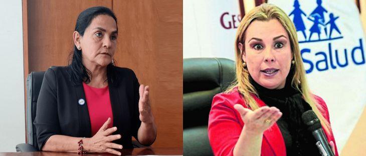 Robertina Santillana: En la cabeza de Fiorella Molinelli no existe la región San Martín