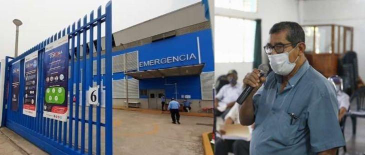 Presidente del Frecides, Francisco Grández Torres, denunció represalias contra los integrantes del Sindicato de Trabajadores de EsSalud – Tarapoto