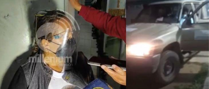 Exalcaldesa de Lamas, denuncia falta de ambulancia en hospital de Lamas