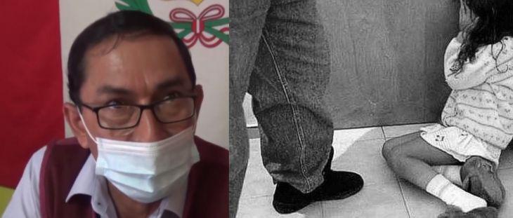 Banda de Shilcayo: Denuncian a sujeto de ultrajar a su sobrina de 12 años y este en represalia lo amenaza de muerte
