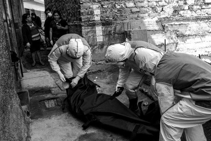 Cifras de contagios, pacientes en UCI y fallecidos siguen siendo preocupantes en la región San Martín