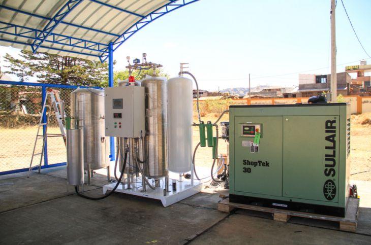 Municipalidades de la Provincia de San Martín proponen adquirir en conjunto una planta de oxígeno