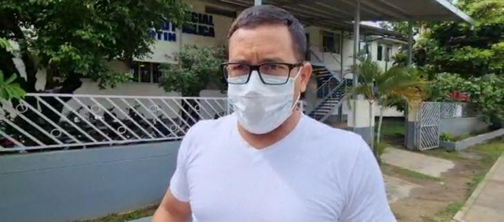 Regidor Luis Ramírez Flores, denuncia que en la MPSM realizaron pruebas de antígenos solo a gerentes y jefes de áreas
