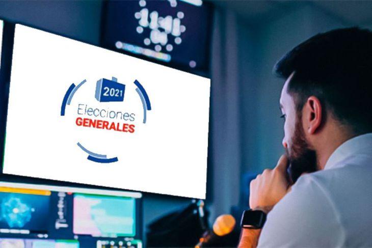 ONPE: Franja electoral para segunda vuelta empezará el 25 de mayo