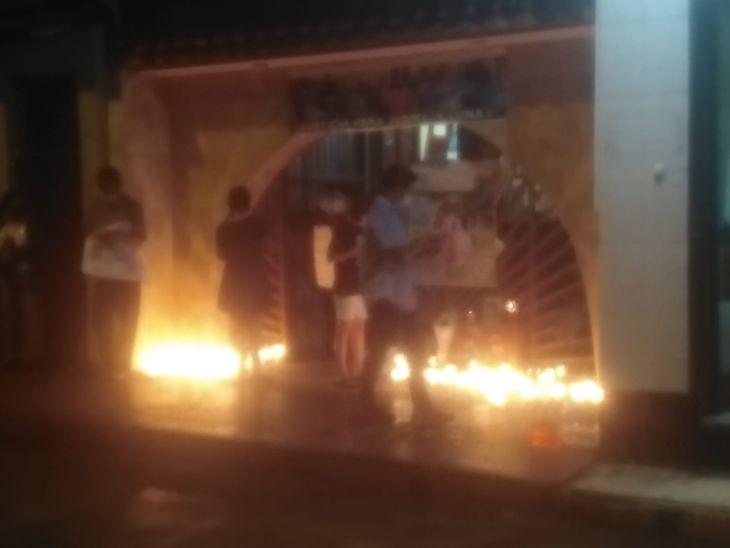 Con vigilia exigen justicia para víctimas del doble asesinato ocurrido en Tarapoto