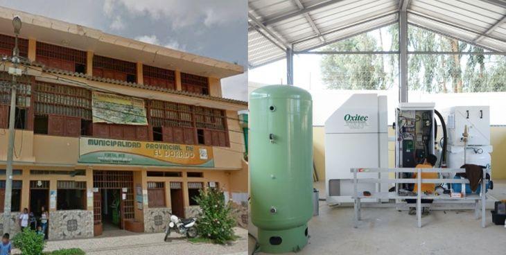 Municipalidades distritales se incorporan a campaña para adquirir planta de oxígeno para la provincia de El Dorado