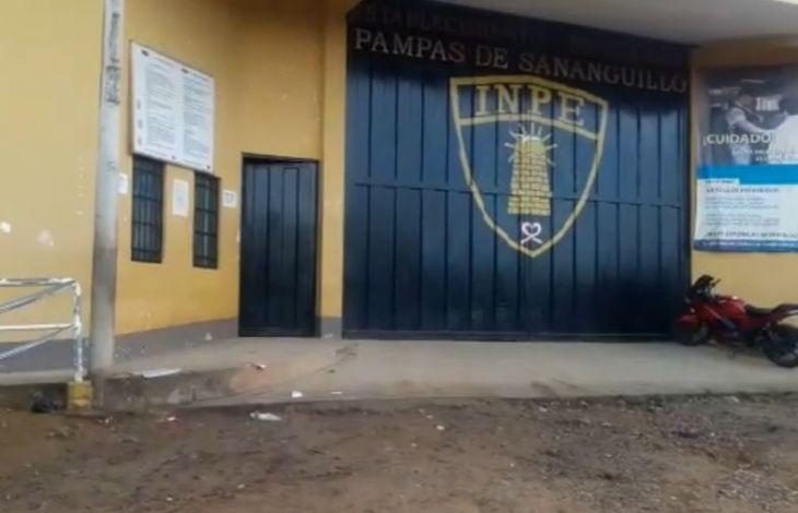 Drama y dolor mostraron los familiares de los 29 detenidos por invasión de terreno en La Banda de Shilcayo, que anoche fueron recluidos en el penal de Sananguillo