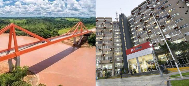 MTC inicia proceso de selección para construir el puente Tarata en San Martín