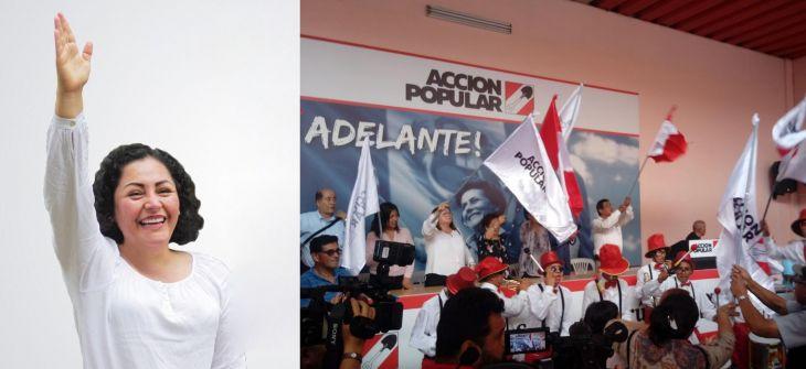 Acción Popular decidirá en plenario nacional a quien apoyan en segunda vuelta