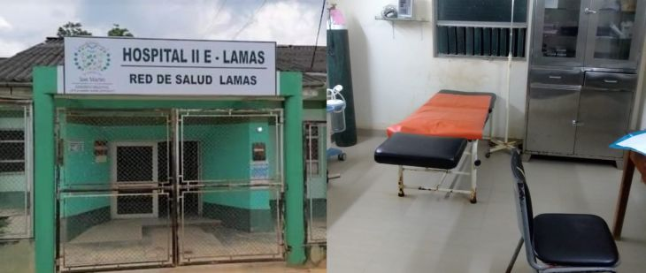 Fenutssa Lamas: Nuestro hospital tiene que contar con una nueva infraestructura y equipamiento