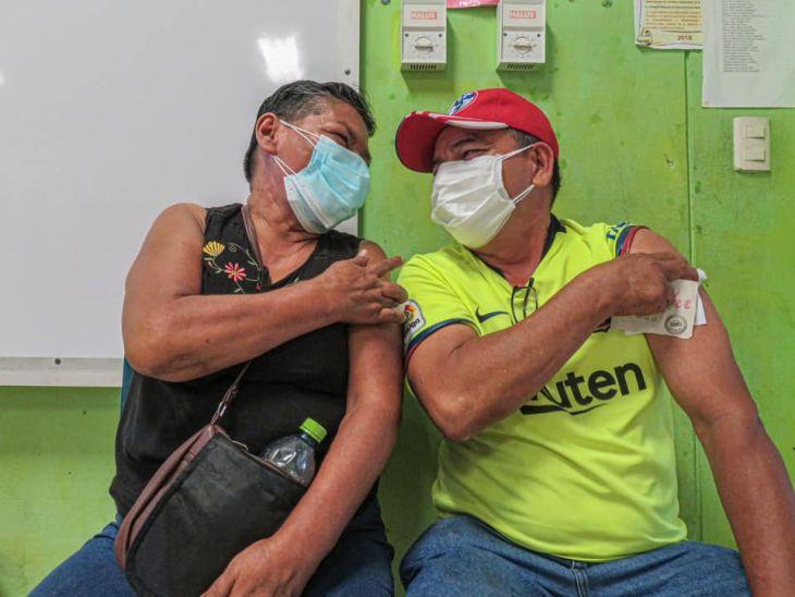 Solo en el caso de las ciudades de Tarapoto, Moyobamba y Juanjuí, la distribución de los centros de vacunación será de acuerdo al orden alfabético por apellidos