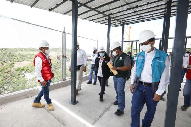 Ministra de Vivienda, asegura que su sector destinó  215 millones de soles para proyectos de saneamiento básico y viviendas en San Martín