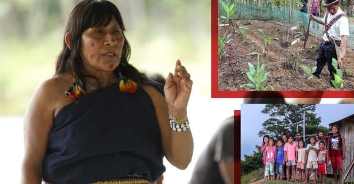 Pueblos originarios en Manseriche y Morona contarán con obras y acceso a servicios básicos