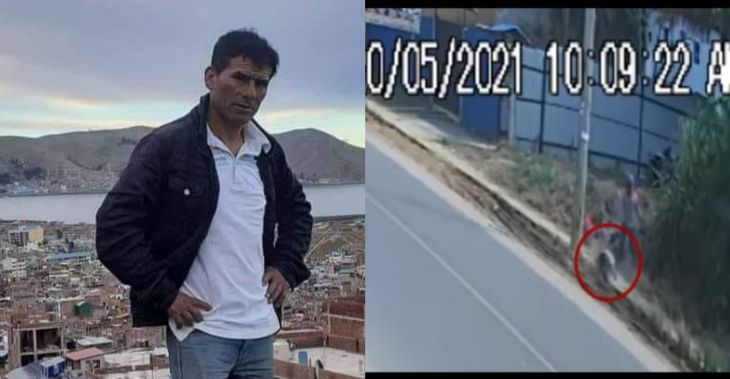 Trabajador que perdió la vida cuando instalaba fibra óptica en Tarapoto, fue trasladado al departamento de Huancavelica