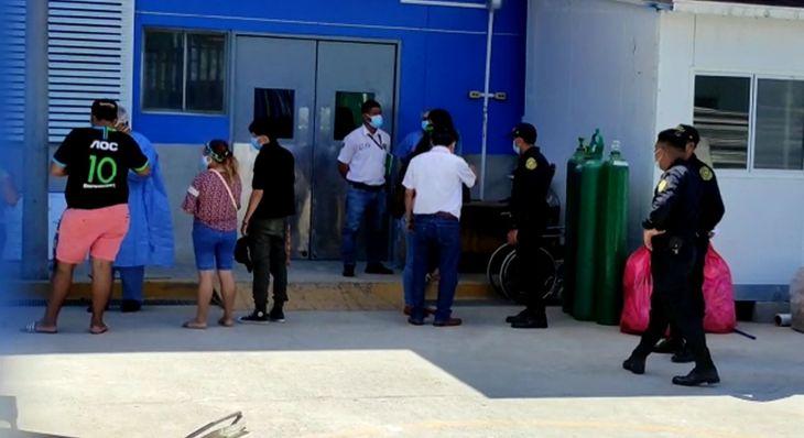 Tarapoto: Ministerio Público continúa con las investigaciones sobre presunta mafia en la venta de oxígeno