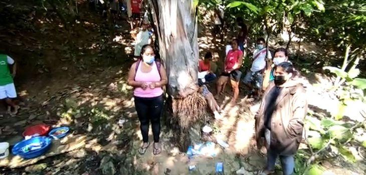 Invasores que fueron recluidos con prisión preventiva en el penal de Sananguillo, estarían sindicados de usurpación y daños a la propiedad por 500 mil soles