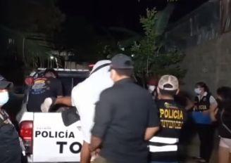Por presunto favorecimiento a la prostitución clandestina intervienen alojamiento el Caracolito en Tarapoto