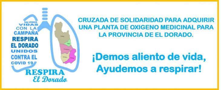 """Colectivo """"Respira El Dorado"""", rifará 2 toretes y 2 cerdos para recaudar fondos y comprar planta de oxígeno medicinal"""