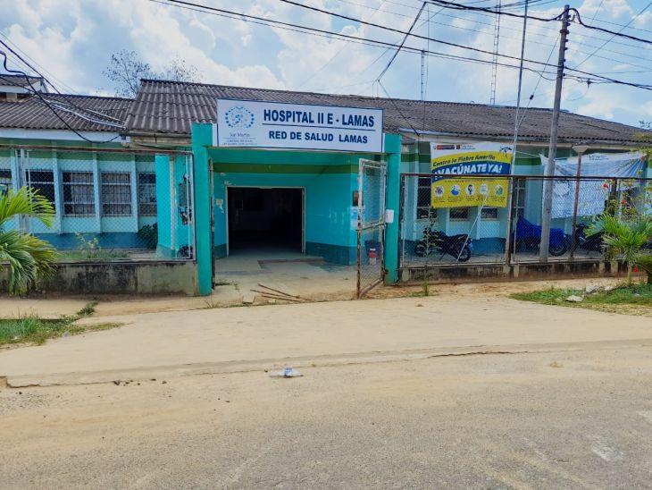 En 9 meses aproximadamente se debe contar con expediente técnico para construcción del hospital de Lamas