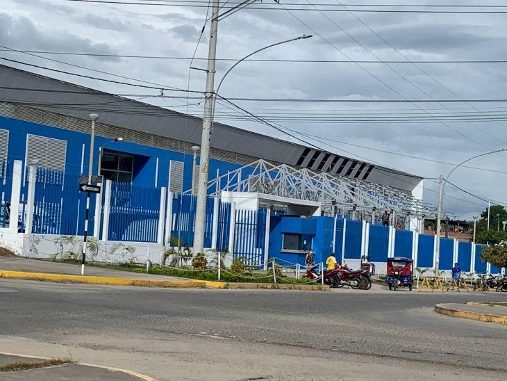 EsSalud Tarapoto inicia trabajos de construcción para la instalación de dos plantas más de oxígeno