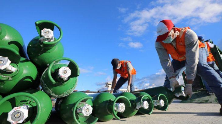 Comisión de la Municipalidad de Tarapoto continua en la búsqueda de una planta de oxígeno