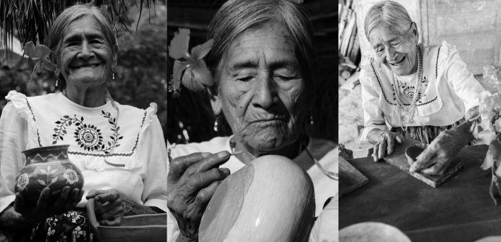 Fallece María Licé Cenepo Sangama (Mamita María), la artesana más emblemática de la historia y tradición de la cerámica Chazutina