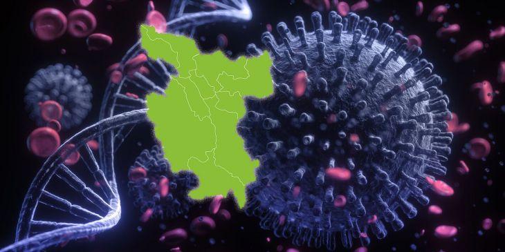Covid-19: En la Región San Martín se identificó presencia de la variante C37