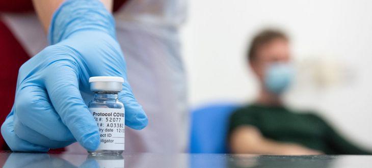 Alto Mayo: Durante los tres días de jornada de vacunación solo se ha logrado alcanzar un 41.10% de personas vacunadas