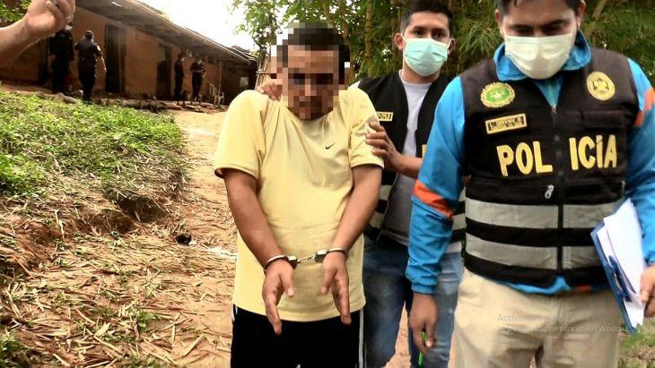 Moyobamba: 9 meses de prisión preventiva dictó Segundo Juzgado de Investigación Preparatoria para investigado por el delito de parricidio en agravio de su padre y abuela materna