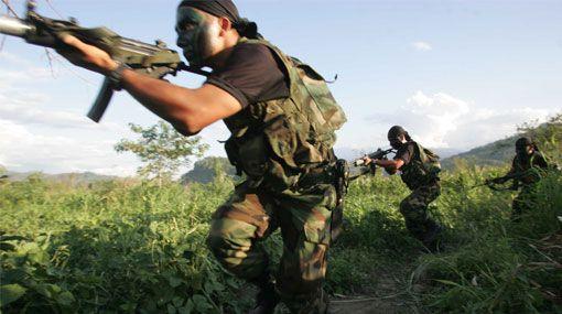 Pólvora: Desconocidos hostigaron con armas de fuego durante 10 minutos base del ejército acantonada en Puerto Pizana