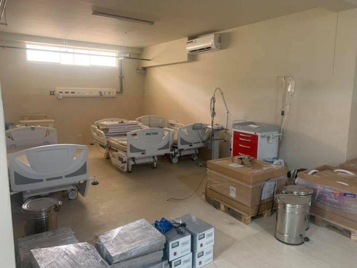 Mañana vence el último plazo que se otorgó a la empresa a cargo de la construcción y equipamiento del hospital de La Banda de Shilcayo