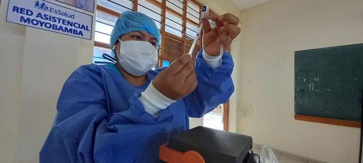 Hoy se reanuda vacunación contra la Covid 19 para segunda dosis para adultos de 70 a 79 años