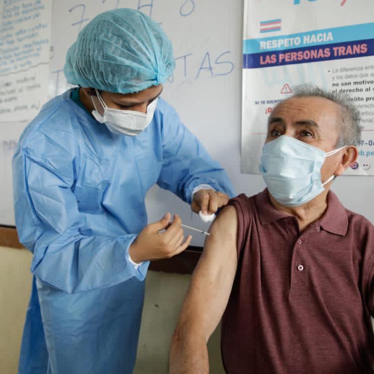 Este jueves 17, viernes 18 y sábado 19 continúa la vacunación contra la Covid-19 en la región San Martín