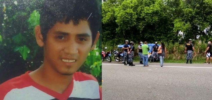 Continúa búsqueda de joven especial que desapareció en el distrito de La Banda de Shilcayo, hace 16 días