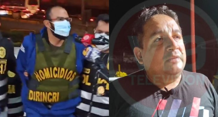 Tras ser detenido La Barrera Martínez negó ser al autor del feminicidio y culpó al hermano de la víctima de estar involucrado