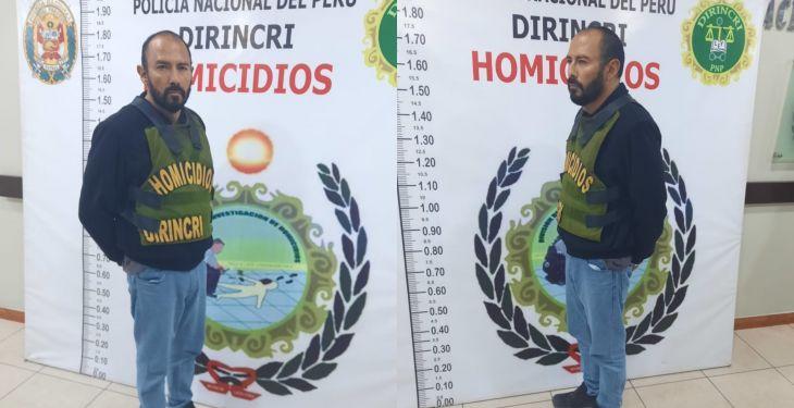 En las próximas horas será trasladado a Tarapoto Cesar Oscar La Barrera Martínez