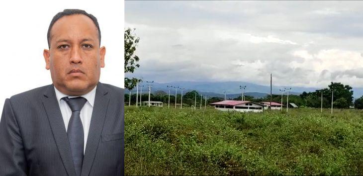 Según Procurador del Gobierno Regional de San Martín, terreno del Instituto Superior Tecnológico Nor oriental de la Selva no pasará a manos de dirigentes de una asociación