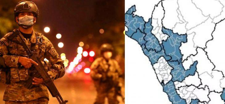 A partir del próximo lunes 21 de junio, la Región San Martín entra a nivel de alerta alto en la lucha contra la Covid-19