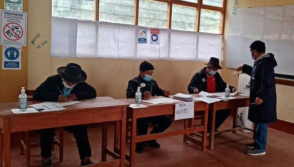 Nueva Cajamarca: PNP detuvo a un miembro de mesa por presentar requisitoria vigente por el delito de hurto agravado