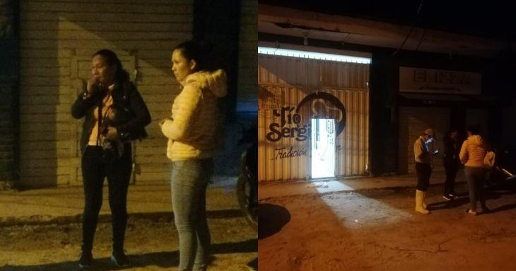 """Morales: Asaltan a trabajadora de empresa """"Tío Sergio"""""""