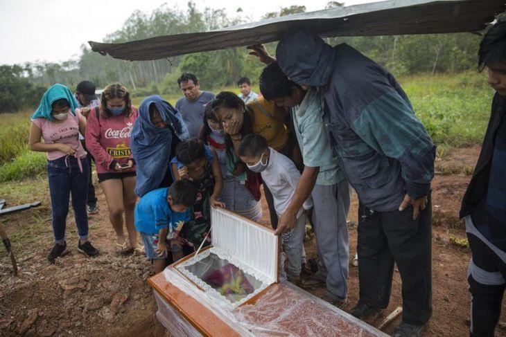 San Martín: Aclaran que el primer fallecimiento por la COVID-19 en el Perú no ocurrió en Saposoa
