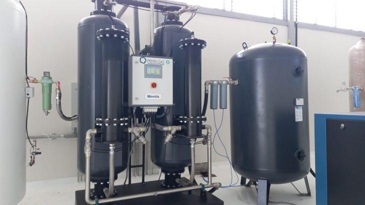 Segunda planta de oxígeno medicinal ya entró en funcionamiento en el hospital de EsSalud Tarapoto