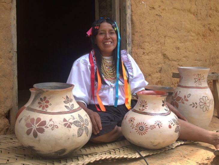 Según Viceministra de Interculturalidad del Ministerio de Cultura, dejarán cerrado o encaminado informe que declara cerámica de Lamas como Patrimonio Cultural de la Nación