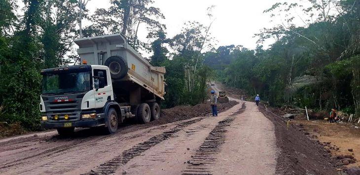 Contraloría detecta situaciones adversas en ejecución de carretera Chazuta – Curiyacu