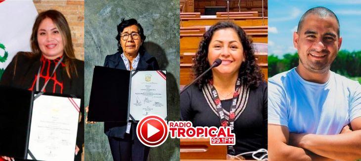 Hoy juramentan los 130 parlamentarios de la República, entre ellos los cuatro congresistas por San Martín