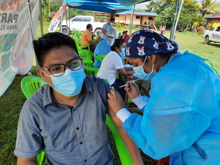 Aún no se confirma si esta semana se realizará jornada de vacunación