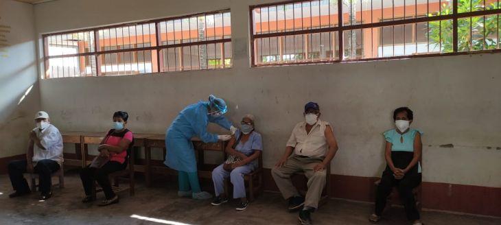 Leslie Zevallos: En los próximos días presentaremos un nuevo plan de vacunación